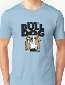 English bulldog cartoon dog shirt23. T-Shirt