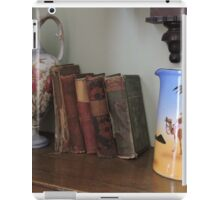 Words & Water iPad Case/Skin