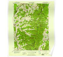 New York NY Berlin 123255 1944 24000 Poster