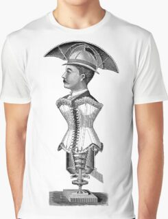 Steampunk Montage. Graphic T-Shirt
