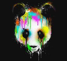Technicolor Panda Unisex T-Shirt