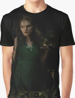 Let the flowers die Graphic T-Shirt