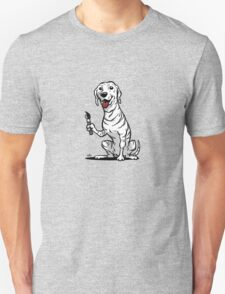 Funny Dalmatian cartoon dog2. T-Shirt