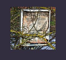 Old Fishing Sign...........Exeter DEVON UK Unisex T-Shirt