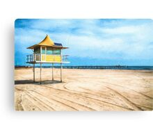Waiting for Summer   GO6 Canvas Print