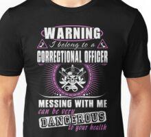 correctional officer retirement Correctional Officer Prayer Correction Unisex T-Shirt