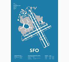 SFO - San Francisco International Airport Classic T-Shirt