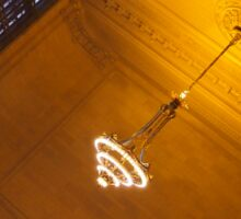 Grand Central Station Sticker