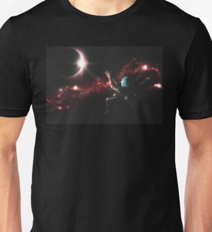 Space Man Lost Unisex T-Shirt