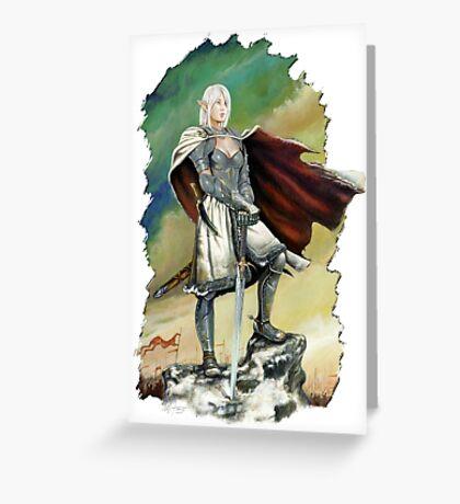 Galadriel Greeting Card