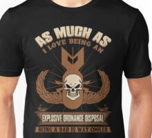 Academy Award for Best Picture 2009 explosive ordnance disposal Bomb D Unisex T-Shirt