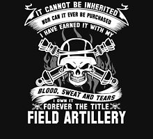 field artillery field artillery major  field artillery mom Armed Force Unisex T-Shirt