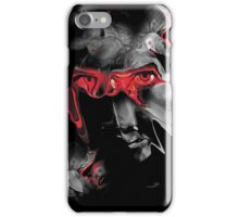 About Face Abstract Portrait iPhone Case/Skin