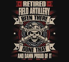 field artillery officer field artillery wife field artillery Armed For Unisex T-Shirt