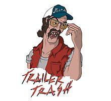 Trailer trash Photographic Print