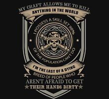 Armed  field artillery field artillery tshirts field artillery mom Sol Unisex T-Shirt