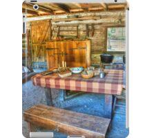 Mormons Cabin iPad Case/Skin