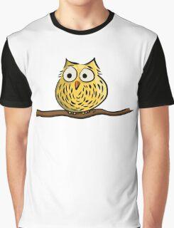 Cute owl Graphic T-Shirt