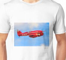 """Grosvenor House"" - a flash of scarlet Unisex T-Shirt"