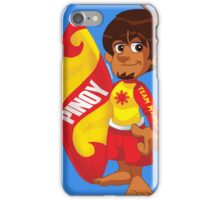 Pinoy Surfer iPhone Case/Skin