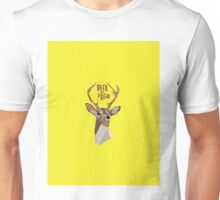Deer my friend Unisex T-Shirt