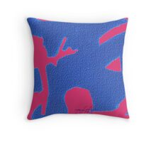 Color Study 5 - 2015.1 Throw Pillow