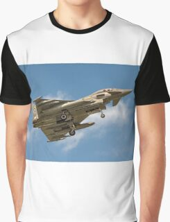 Eurofighter Typhoon FGR.4 ZJ931/DA Graphic T-Shirt