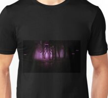 Minecraft: Mutant Enderman in forest Unisex T-Shirt