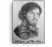 Athos season 2 Canvas Print