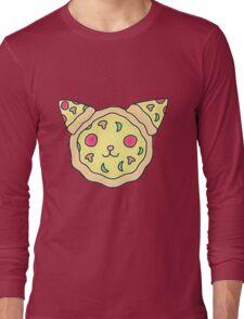 Pizza cat Long Sleeve T-Shirt