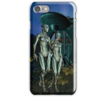 Outcasts iPhone Case/Skin