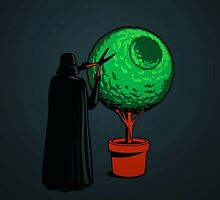 Darth Vader Gardener Grey by kinglear
