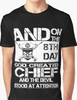 Airplane navy chief navy pride Us Navy navy chief dad navy chief wife  Graphic T-Shirt