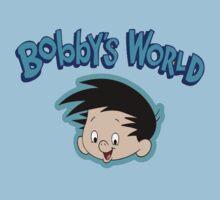 Bobbys World Kids Tee