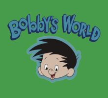 Bobbys World Baby Tee