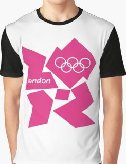 Olympics in London 2012 Best Logo Graphic T-Shirt