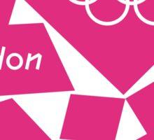 Olympics in London 2012 Best Logo Sticker