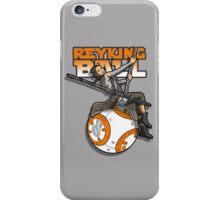 Reyking Ball iPhone Case/Skin