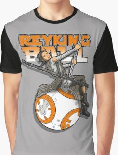 Reyking Ball Graphic T-Shirt