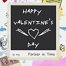 Partner in Time - Card by SallyDiamonds