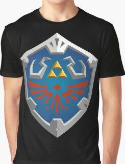 Hylian Shield Graphic T-Shirt