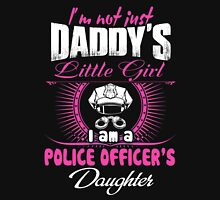 police officer onesies police officer dad Professional police officer  Unisex T-Shirt