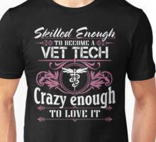 vet tech christmas vet tech bite me vet tech gifts Veterinary T Shirts Unisex T-Shirt