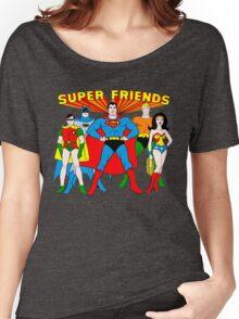 Super Friends Hero Women's Relaxed Fit T-Shirt
