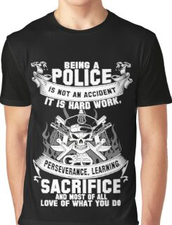 police officer kids police officer mother police officer cousin police Graphic T-Shirt