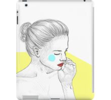Dreaming of another girl. iPad Case/Skin