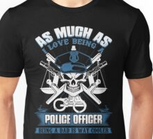 police officer infant police officer mug police officer woman police o Unisex T-Shirt