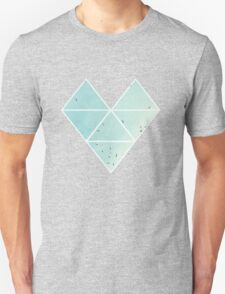 Free Birds in Blue Sky Unisex T-Shirt