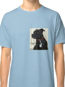 Staffy and Proud Classic T-Shirt