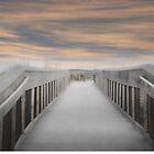 Beach Boardwalk by designingjudy